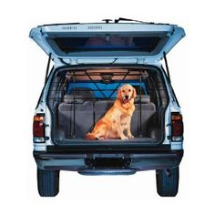 Precision Pet ProConcepts Vehicle Pet Barrier, Universal Fit, Black