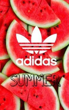 Adidas Wallpaper: A.ll D.ay I.ream A.bout S. Summer Wallpaper, Trendy Wallpaper, Wallpaper Iphone Cute, Cool Wallpaper, Cute Wallpapers, Adidas Backgrounds, Cute Backgrounds, Summer Backgrounds, Iphone Backgrounds