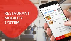 Streamline all your restaurant business operations seamlessly with our restaurant mobility solution. Android Application Development, App Development Companies, Restaurant App, Business Operations, Mobile Applications, Ios, Management