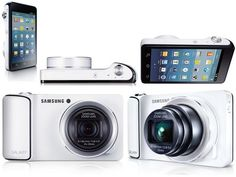Awesome Samsung Camera w/Droid OS Apps