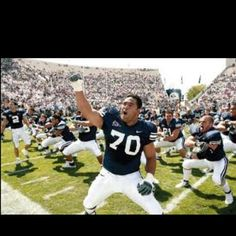 "BYU Football Haka- my hubby #2 #kendrascott #teamKS  - MormonFavorites.com  ""I cannot believe how many LDS resources I found... It's about time someone thought of this!""   - MormonFavorites.com"
