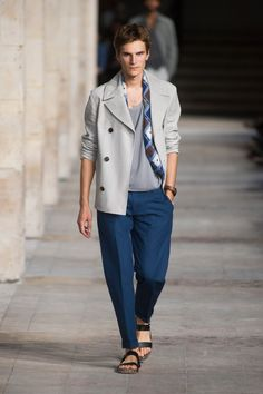 Hermès MEN | Paris | Verão 2014 RTW