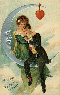 Heart in the moonlight