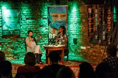 Brave Meetings with Sona Jobarteh | Brave Festival 2015 Griot, phot. Mateusz Bral