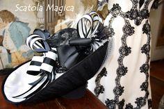 Cappello stile Belle Époque, by Scatola Magica
