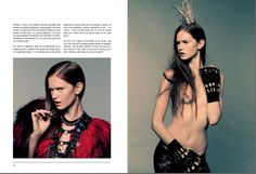 Kristian Aadnevik in Blanc Magazine, April13 Photo by Anja Frers Photography
