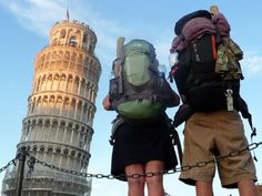 Travel health tips for backpacking europe. backpacking in europe Oh The Places You'll Go, Places To Travel, Backpack Through Europe, Backpacking Europe, Before I Die, By Train, Gap Year, India Travel, Travel Europe