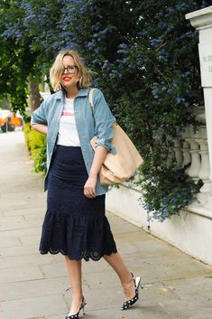 It's June, the sun is shining and I'm back on the blog! I have had an amazing three months off and feeling refreshed and excited with new content ideas. The Frugality, Look Whos Back, Cover Style, Outfit Posts, Summer Looks, Warm Weather, Fashion Beauty, Midi Skirt, Give It To Me