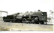 R375 RP 1930s D&H DELAWARE & HUDSON RAILROAD ENGINE #605 ALBANY NY SHOPS