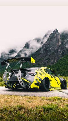 Woyshnis Media - Cool Cars/Trucks/etc. Exotic Sports Cars, Cool Sports Cars, Luxury Sports Cars, Sport Cars, Cool Cars, Supercars, Slammed Cars, Porsche 911 964, Sports Car Wallpaper