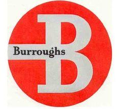1886, Burroughs Corporation, St. Louis Missouri US #Burroughs #StLouis (L2467)
