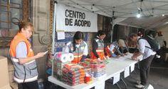 Abren centro de acopio para apoyar a víctimas de explosión de Tultepec