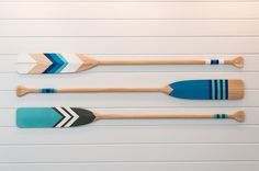 painted oars - Google Search