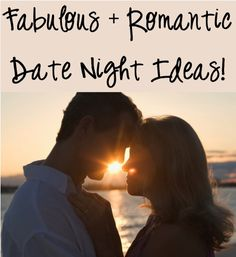 Fabulous and Romantic Date Night Ideas! ~ from TheFrugalGirls.com ~ get inspired with these fun and extra creative date nights! #dates #romance #thefrugalgirls