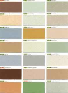 Lahabra Color Chart Home Exteriors In 2019 Stucco