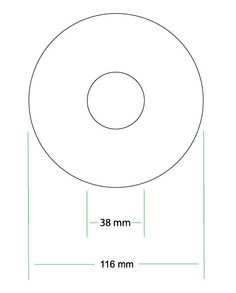 cd dimensions template - free clipart wl 5025 cd label template worldlabel