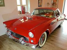 eBay: 1955 Ford Thunderbird. Nut & Bolt Restoration. Absolutely Superb Throughout. #classiccars #cars