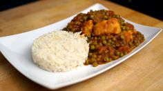 Healthy Indian Chicken Curry
