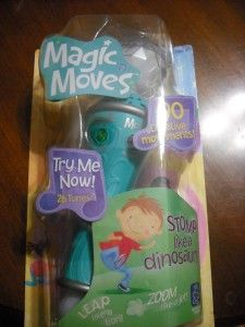 Magic Moves from Educational Insights Review and Giveaway! (US and Canada only) Ends 11/6