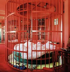 Call me naive, but I've never heard of a love hotel until today. Apparently love hotels have been part of the Japanese culture for decades, but now they Palaces, Love Hotel Japan, Fantasy Rooms, Japanese Love, Red Rooms, Sombre, Romantic Getaway, Room Themes, Japanese Culture