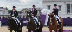 Dressage gold as GB beat Beijing haul | Team GB