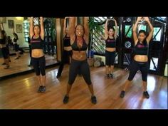 Boxer Babe 10 minute cardio workout with Tiffany Rothe..do this 3x for maximum burn. check out her other workouts..most videos burn 100-150 cal in under 10 mins! she has some great tips too..and a daily workout plan on her facebook page. i love her.