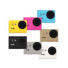 Super1080P 32GB Action camera,warerproof digital video camera/2.0'' TFTdisplay mini camera/underwater camera China freeshipping