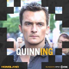 """""""Homeland"""" Quinning"""