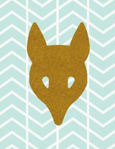 Free Printable: Animal Silhouettes - Sugar Bee Crafts