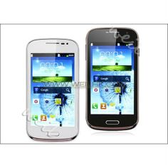"""Star I8160 Smart Phone SC6820 Single Core 1.0GHZ 4.0"""" Android 2.3 WiFi Dual Cameras Dual SIM Cards Bluetooth MD0353"""