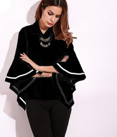 bell sleeve blouse top