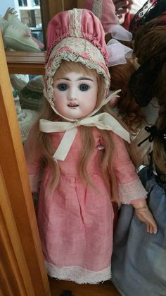 Rabery  & Delphieu French Doll