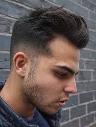 Znalezione obrazy dla zapytania modne fryzury męskie 2018