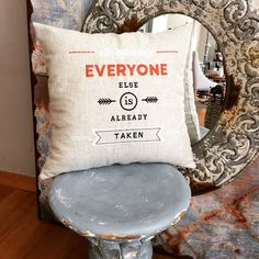 Be yourself Everyone else is already taken... Oscar Wilde. New in the collection. € 48,00 http://eflgallery.com/?product=be-yourself-everyone-else-is-already-taken-oscar-wilde