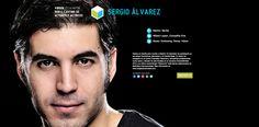 Actor SERGIO ÁLVAREZ