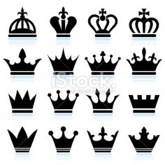Nice and simple crown designs