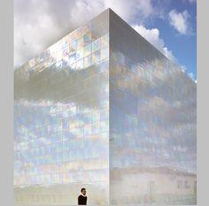 Auditorio en Algueña de Estudio COR, Premio Cerámica ASCER - Arquitectura Viva · Architecture magazines
