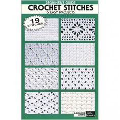 """This Little Book teaches 19 crochet pattern stitches and design basics.  Try out the pattern stitches by crocheting one of the 5 projects included, such as the 'Show-off Baby Blanket.'<br /> <br /><div style=""""width: 300px; height: 250px; margin: 30px auto; clear: both;""""> <script async src=""""//pagead2.googlesyndication.com/pagead/js/adsbygoogle.js""""></script><!-- Short Description Ads B2C --><ins class=""""adsbygoogle"""" style=""""display:inline-block;width:300px;height:250px""""…"""