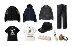 NEIGHBORHOOD x mastermind JAPAN Fall/Winter 2012 Collection