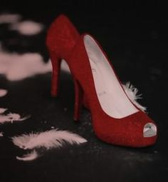 Those Darn Red Shoes | Owning Pink
