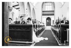 Girl Power! - A Wedding at Narborough Hall, Norfolk
