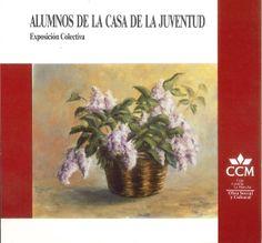 Exposición colectiva de alumnos de la Casa de la Juventud en Caja Castilla-La Mancha Junio 1994 #CajaCastillaMancha #Cuenca #CasaJuventud