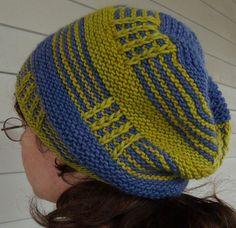 Ravelry: Stickley Hat pattern by Nina Machlin Dayton
