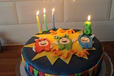 Taart / Cake Oddbods