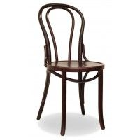 Replica Thonet No 18 Bentwood Chair Timber by Get The Look - Matt Blatt. Perfect pairing with the tulip table Bentwood Chairs, Solid Wood Dining Chairs, Bistro Chairs, Cafe Chairs, Restaurant Furniture, Restaurant Chairs, Living Room Flooring, Living Room Chairs, Dining Room