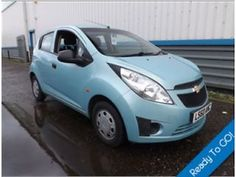 2010 , Chevrolet, SPARK PLUS WITH SPECIALIST FINANCE. 1 YEAR WARRANTY. MOT AND 6M ROAD TAX* Nationwide Picture 1