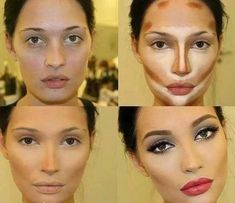 Reminds you how much help celebrities get with their looks lol
