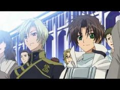 07-Ghost - Raggs Requiem (Teito Version)  One of my favourite AMVs of all time. I totally want this played at my funeral!