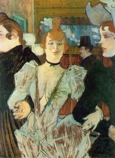 Las 10 obras más importantes de Toulouse-Lautrec | Life and Style