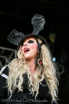 Epic Firetruck's Maria Brink & In This Moment ~ Chad Lee Photography ~ Bloody Halloween, Maria Brink, Rock Queen, Women Of Rock, Hollywood Undead, Nu Metal, Taylor Momsen, Concert Photography, Hard Rock